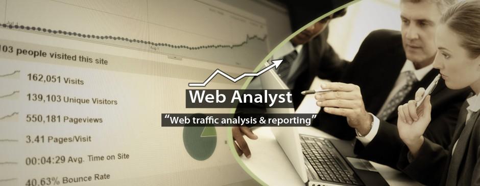 Web Analyst philippines