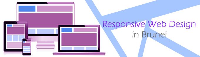 Responsive web design brunei