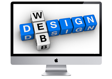 web design is your website's content