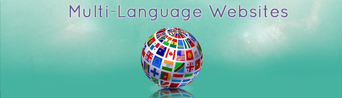 multi-language websites