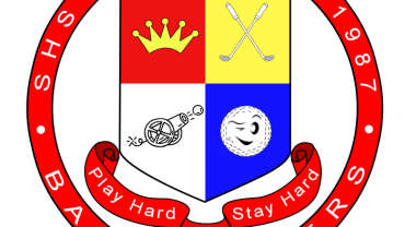 SHS87 Ace Whackers Golf Club Logo