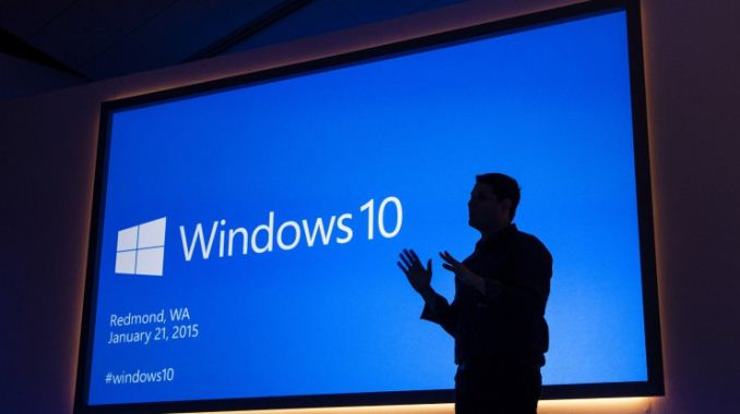 Free windows 10 update for all