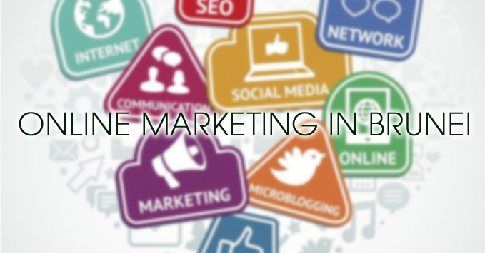 Online marketing in Brunei