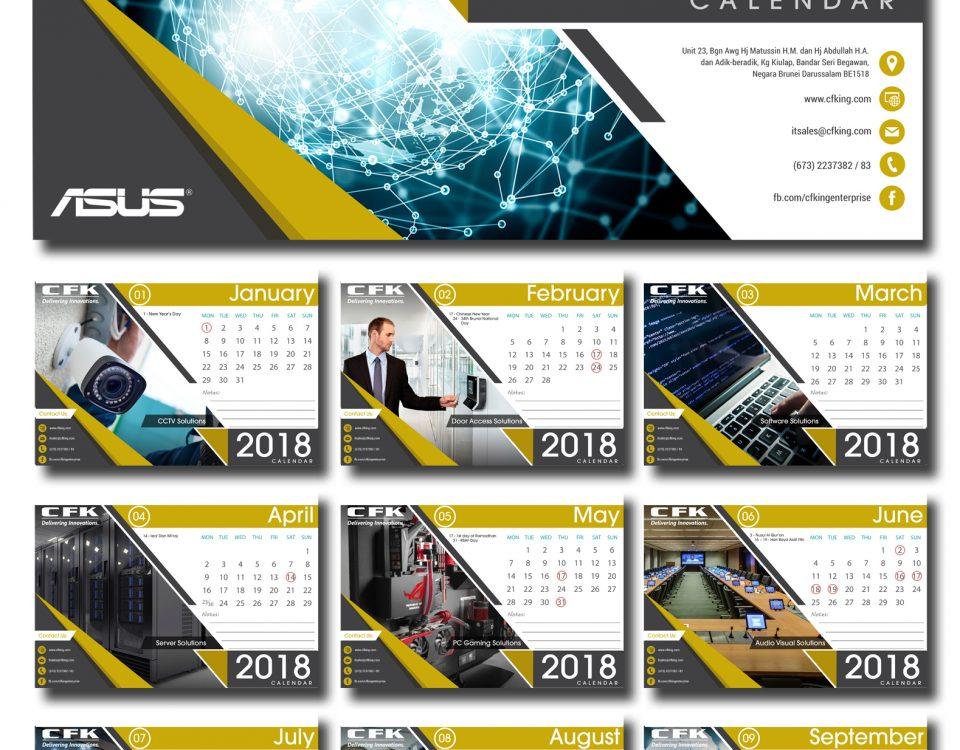 cfk 2018 calendar